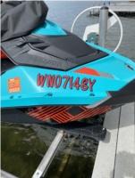 SeaDoo Spark Trixx Jet Ski Lettering from Steve K, WA