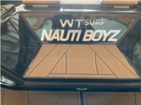 Heyday WT-Surf 2021 Boat Lettering from Joanna S, WV