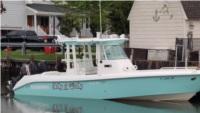 2007 Everglades 290 Pilot Boat Lettering from Benjamin K, NY