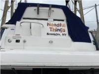 2010 Regal 2565 Boat Lettering from Paula K, NY