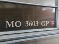 2021 G3 SunTracker  Pontoon Boat Lettering from David C, MO