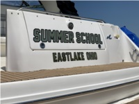 2016 SeaRay 370 Sundancer Boat Lettering from Richard W, OH