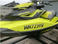RXPX Seadoo Lettering from CHRISTOPHER C, WA