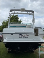 1990 formula 29pc Boat Lettering from Gary H, OK