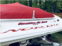 2000 Nordic Heat  Boat Lettering from Ryan D, NY