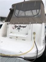 07 Rinker 270 EC  Boat Lettering from Doug D, CT