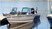 2021 Lund 1775 Impact XS  Boat Lettering from Jeff S, WI