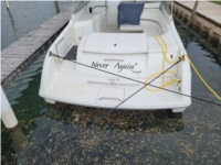 2000 Formula 330Ss Boat Lettering from Kenneth H, MI