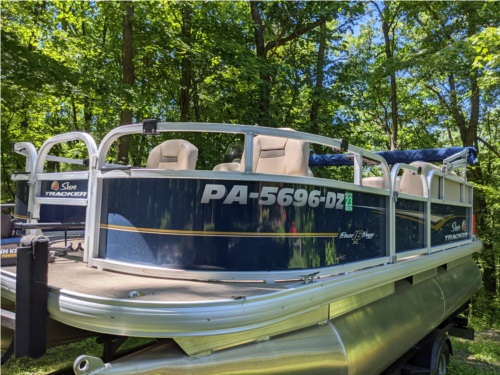 2021 Sun Tracker Bass Buggy 16 XL Select  from Matthew W, PA