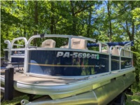 2021 Sun Tracker Bass Buggy 16 XL Select Boat Lettering from Matthew W, PA
