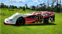 Crate late model  Race car Lettering from Shelley S, LA