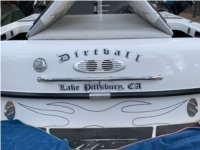 2005 MB sports B52 Wakeboard boat Lettering from Gannon H, CA