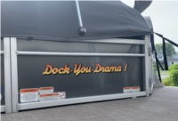 2019 Sun Tracker Party Barge  Family pontoon boat Lettering from Robert W, NY