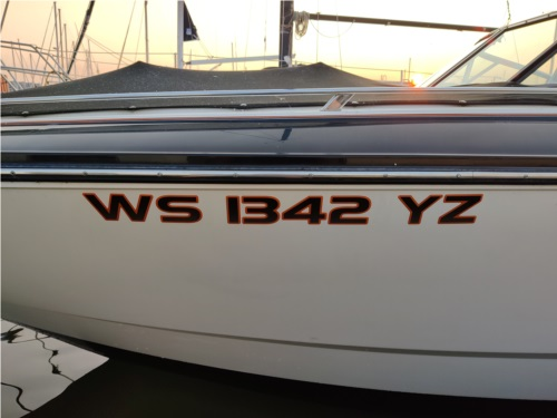 2013 Monterey 288 SS  from Mark W, WI