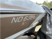 Axis T23 Boat Lettering from Tanner V, ND
