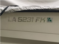 Pathfinder 2200V Boat Lettering from Mitchell C, LA