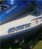 2002 GTX RFI Seadoo Jet Ski Lettering from Shawn S, OH