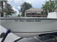 2002 Seacraft SC20 Boat Lettering from Justin S, AL