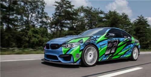2015 bmw m4 Car Lettering from Scott R, MI