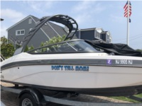 2020 Yamaha Boat Lettering from Christopher R, NJ