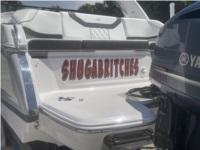 2021 Regal 23 OBX Boat Lettering from Sheldon M, FL