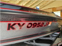2021 Caymas Boat Lettering from Jess T, KY