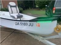 1994 RiverHawk B-60 Boat Lettering from Ryan O, GA