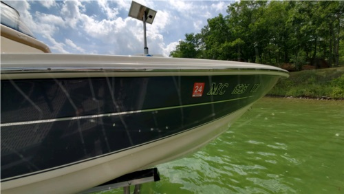 2021 175 SportFish Scout Lettering from Chip D, MI