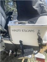 Campion Explorer 542 Boat  Lettering from Lori A, WA