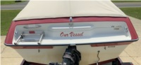Larson All American 170 Boat Lettering from Ralph M, NY
