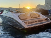 2015 Yamaha 212SS Boat Lettering from Kristie W, WI