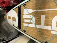 BOTE SUP Boards Lettering from Alexander B, FL