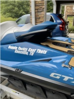 2018 Sea-Doo GTX PWC Lettering from Thomas W, TN