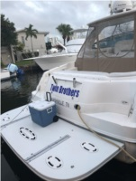 Searay 46 Boat Lettering from jorge r, FL