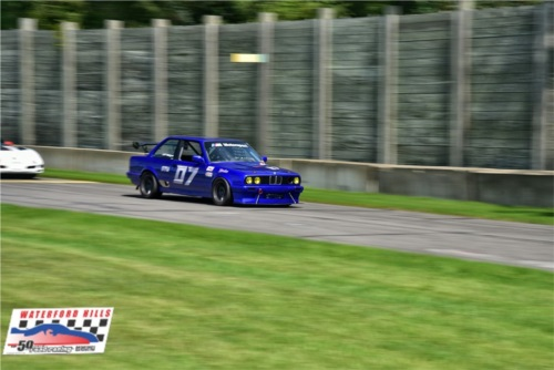 87 BMW 325is SCCA Club Racing  from Patrick W, MI