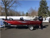 2017 crestliner storm 1700 Boat Lettering from Eric S, PA
