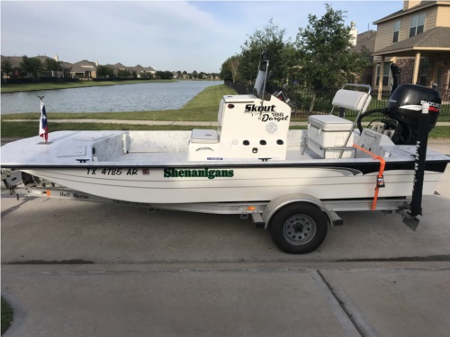 Boat  Lettering from Douglas O, TX