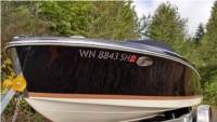 Chris Craft Capri Boat Letters