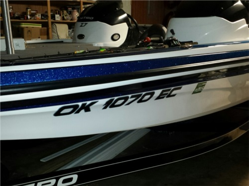 Nitro Z Boat Numbers And Lettering At BoatDecalsbiz - Nitro bass boat decals