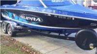 Supra Raised Boat Lettering